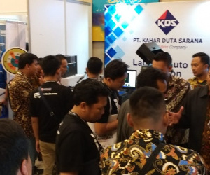 IT Community Gathering (KOMITKABE) Karawang-Bekasi 2019